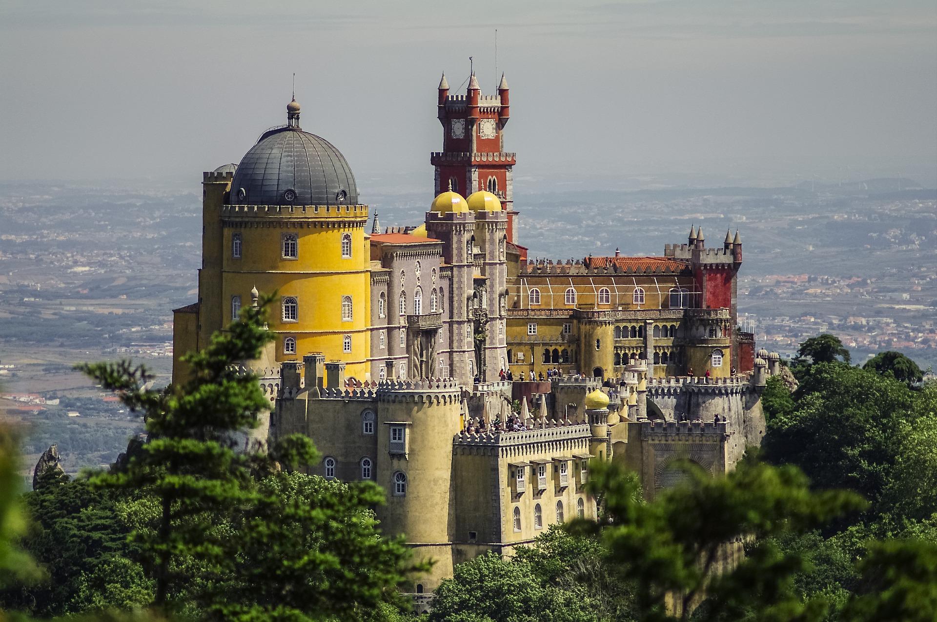 Sintra (Lisbon) Portugal