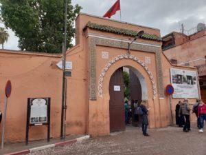 One of the medina gates. Photo: Ana Astri-O'Reilly