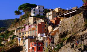 Houses in Cinque Terre