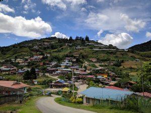 Kundasang Valley, Sabah. Photo: Ziba Redif
