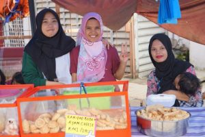 Kundasang Sunday market. Photo: Ziba Redif