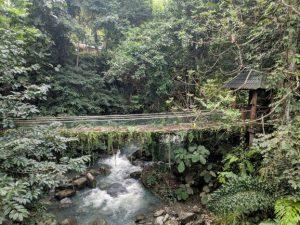 Langanan Waterfall. Photo: Ziba Redif