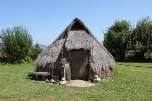 Mapuche house in Chile #Indigenous #heritage