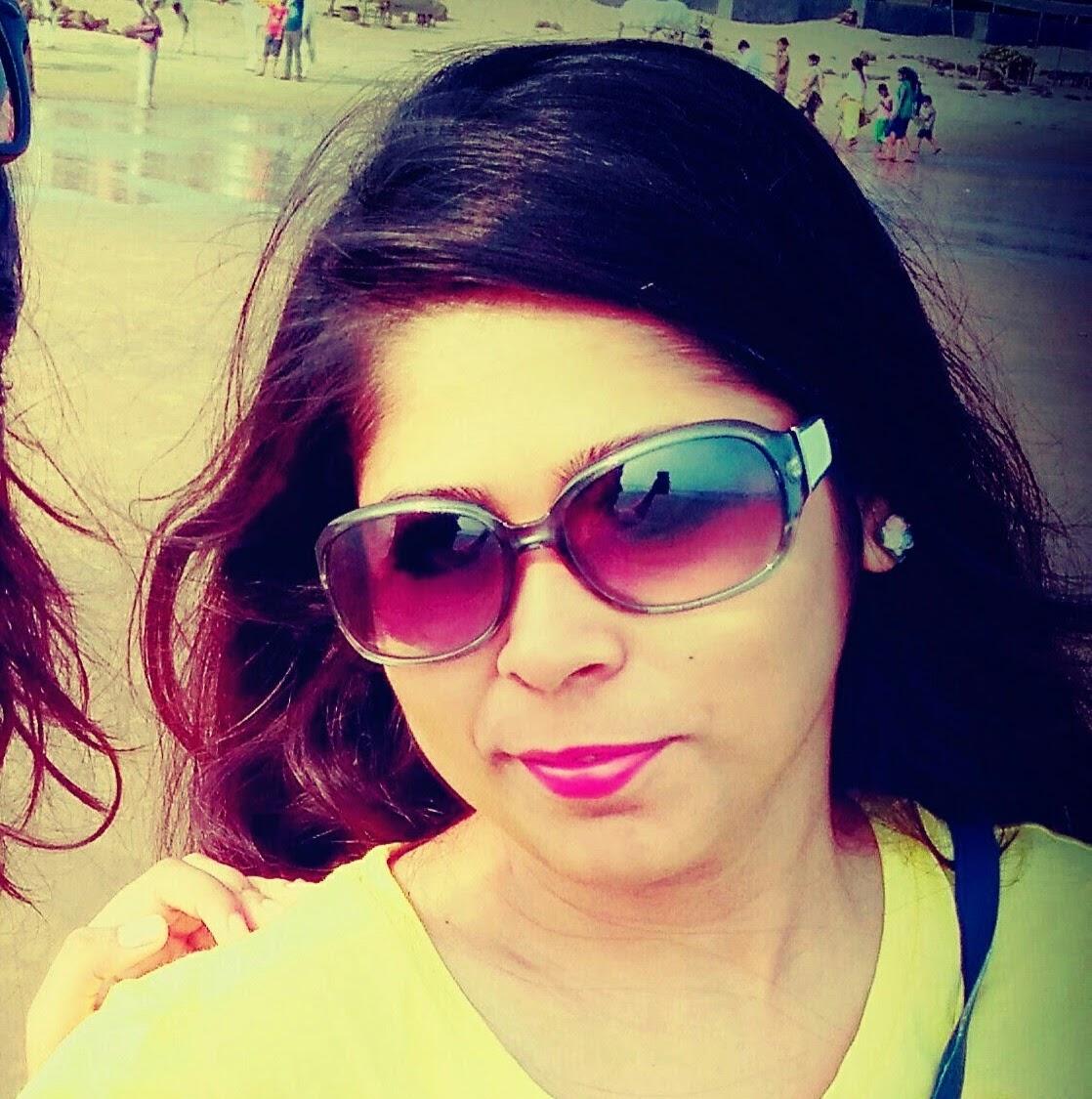 Travel writer Tania Banerjee