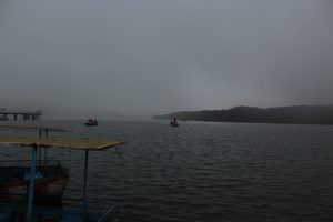 Venna Lake in the western ghat photo by Tania Banerjee