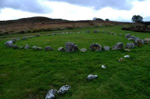 Beaghmore Stone Circles photo courtesy of Andy Withers (CC).