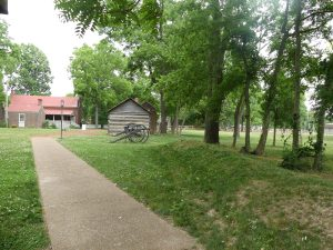 Carter House and outbuildings. Photo: Kathleen Walls