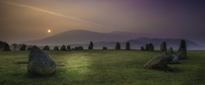 Castlerigg, Lake District, Cumbria, England