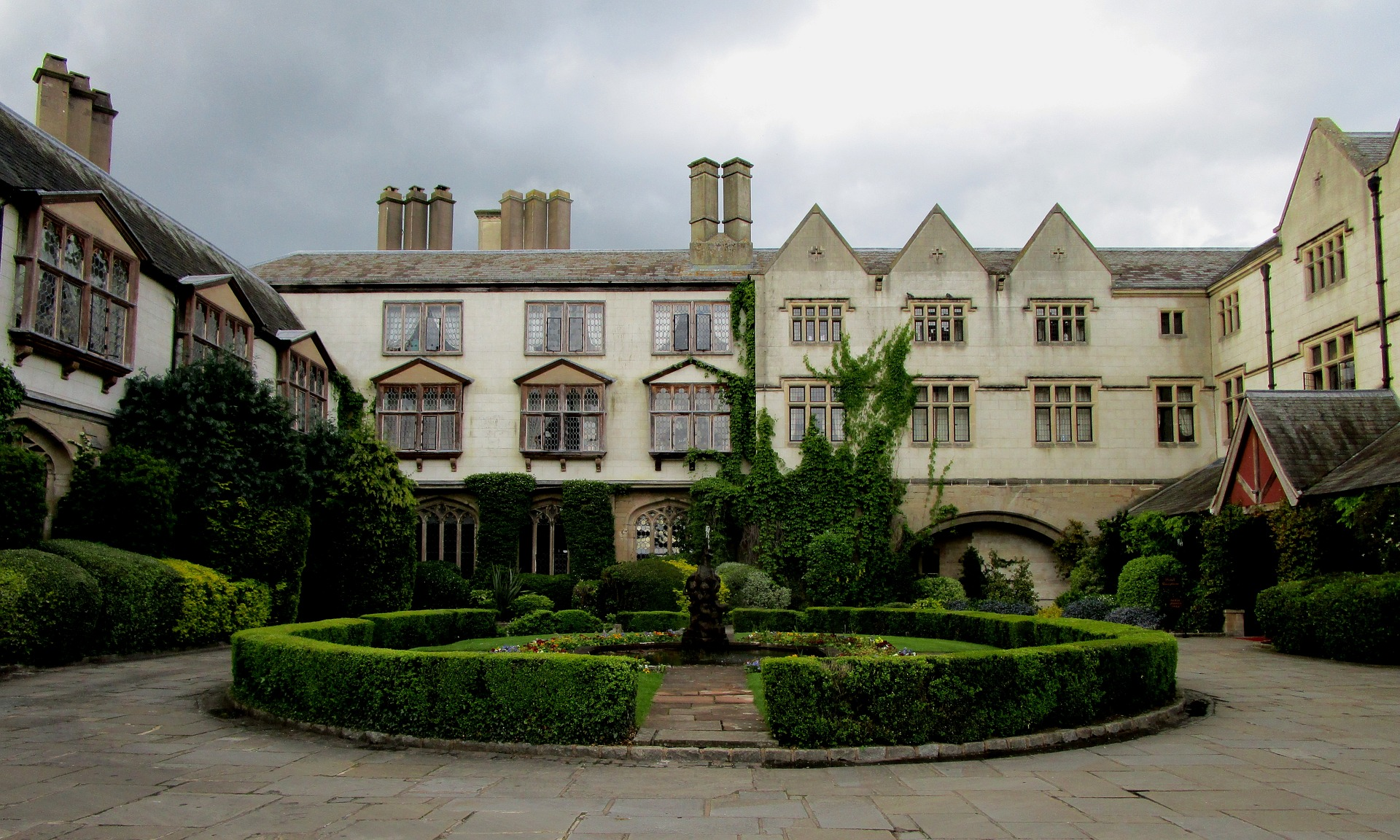 Coombe Abbey in Coventry