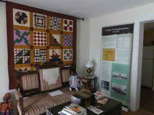 Living room in McLemore House. Photo: Kathleen Walls