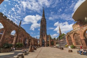 Cathedral in Coventry