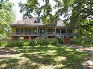 Laura Plantation House. Photo: Kathleen Walls