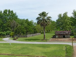 The grounds of Laura Plantation. Photo: Kathleen Walls