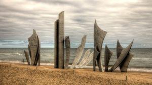 Normany's Omaha Beach