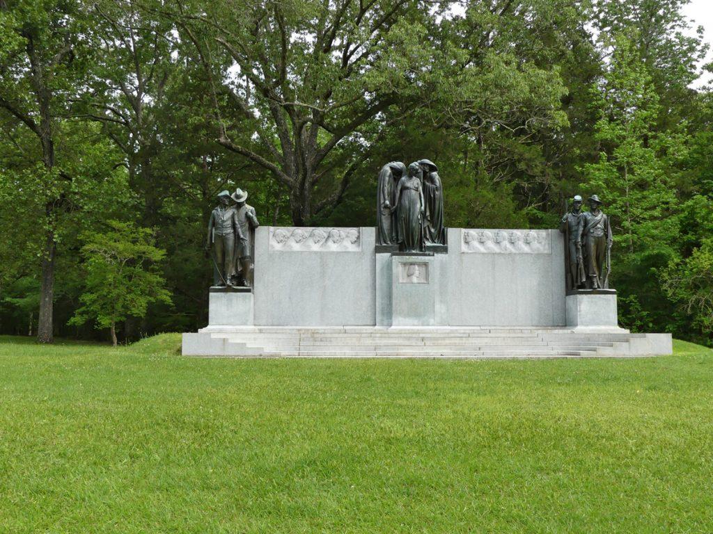 Confederate Monument. Photo: Kathleen Walls