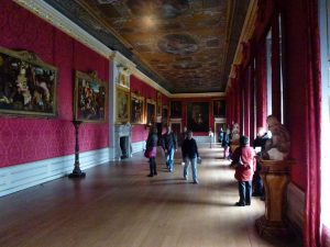 Inside Kensington Palace. Photo courtesy of creative commons