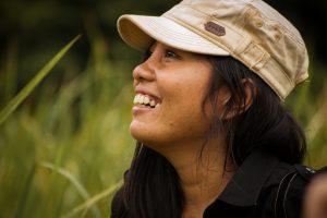Nayla Azmi, OIC Communications Officer. Photo: Jessica Barrett