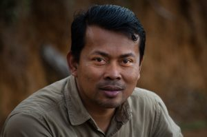 Panut Hadisiswayo, National Geographic Emerging Explorer and founder of OIC. Photo: Jessica Barrett