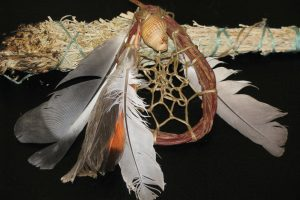 Dream catchers were originally created by Native Americans.