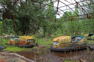 Chernobyl disaster is a popular dark tourism attraction.