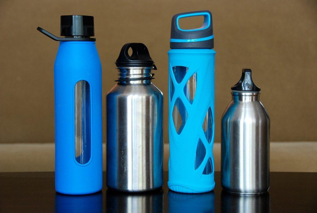 Green Travel - Reuseable bottles