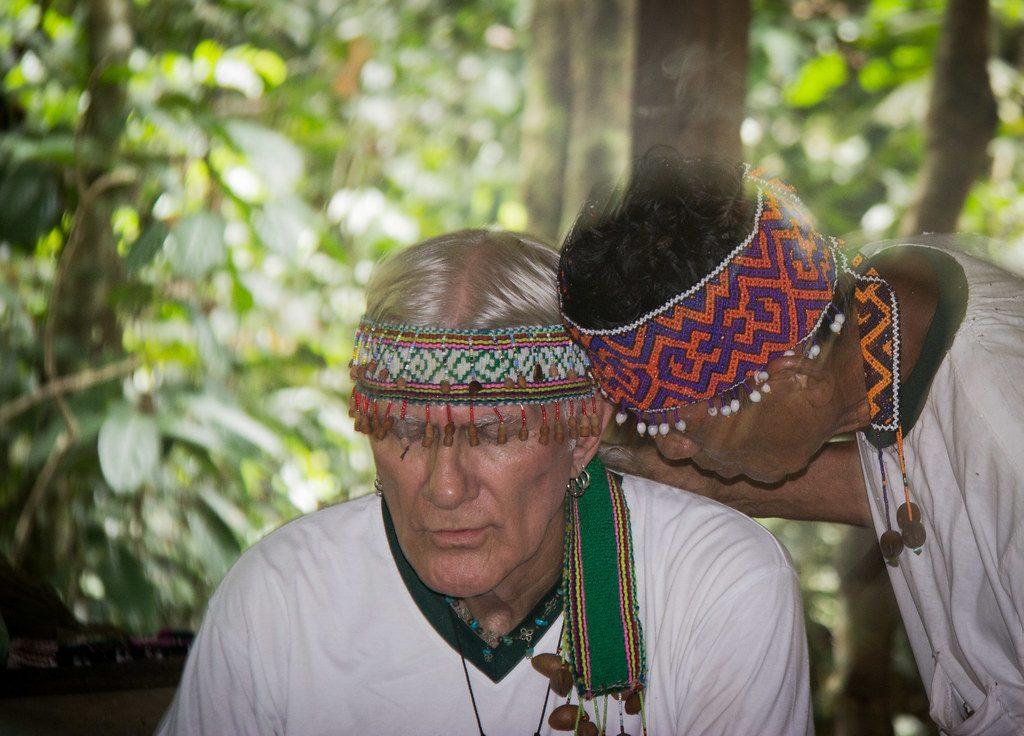 Ayahuasca retreat