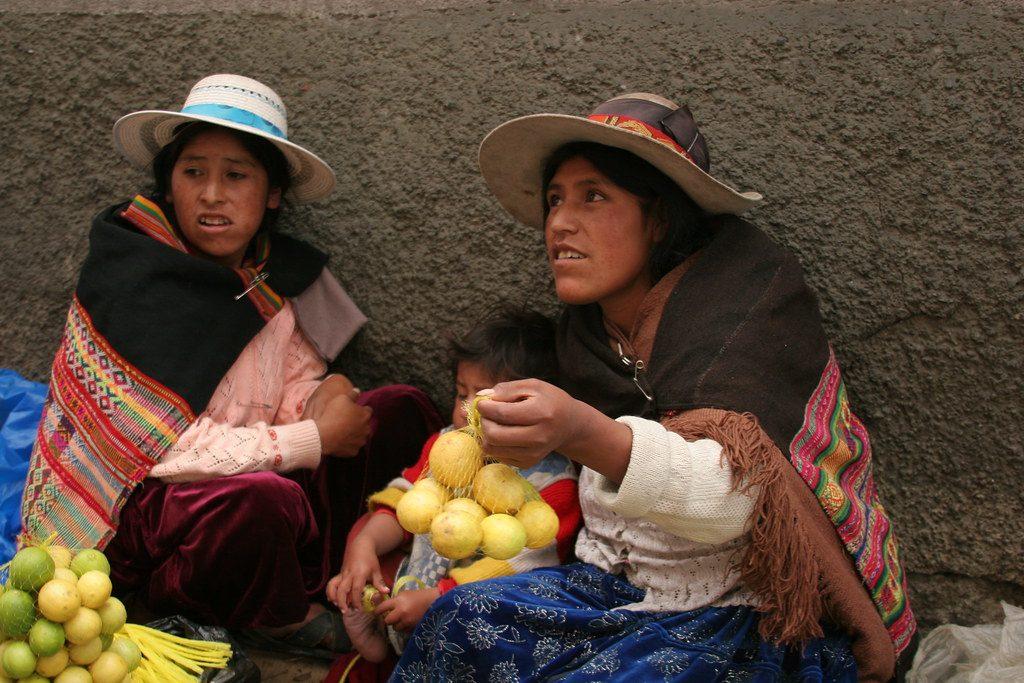 Bolivia's Las Cholitas