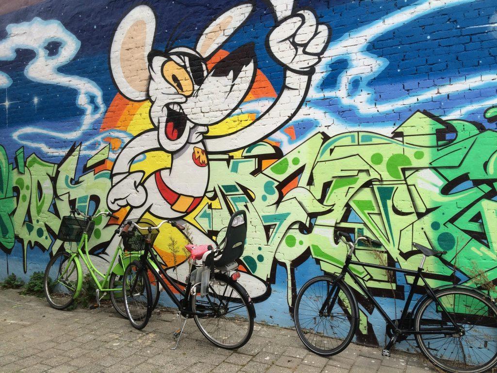 Street art in Norrebro