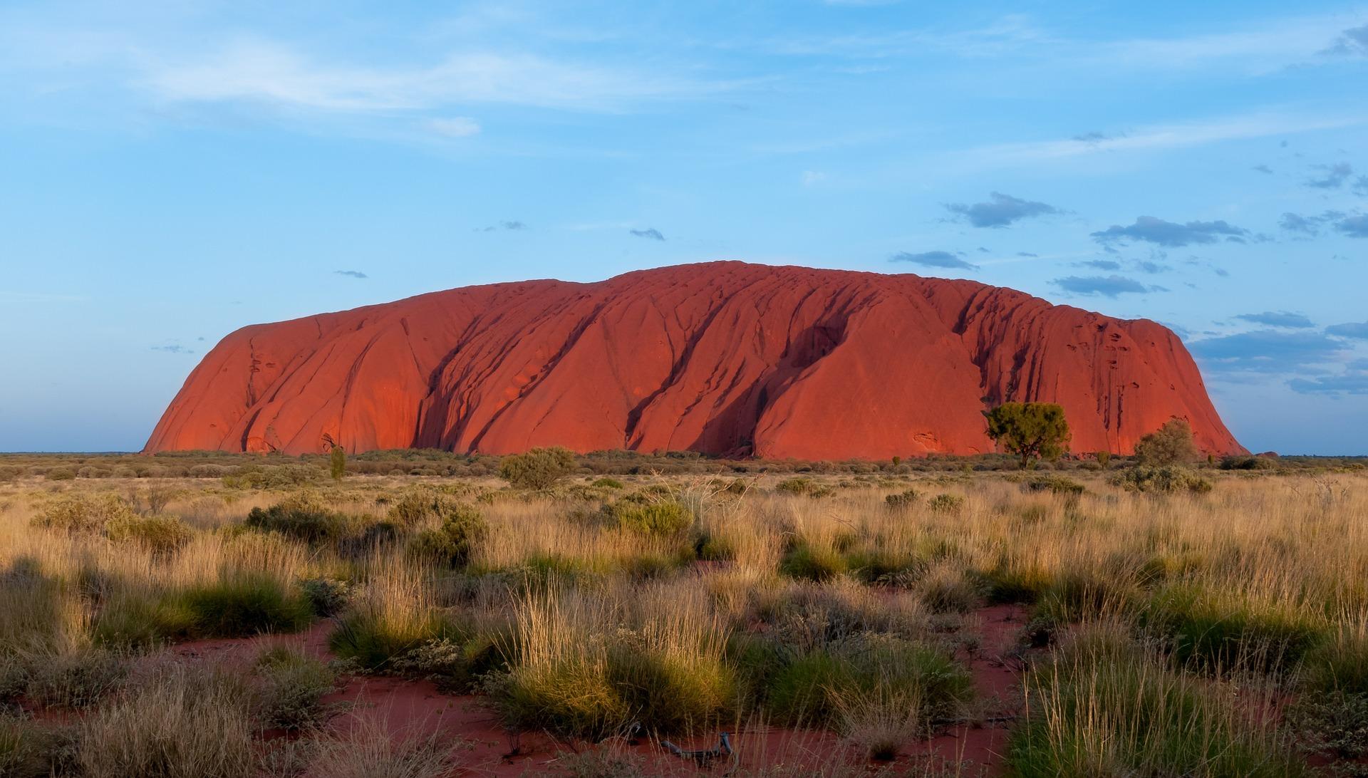 Ayers Rock, Uluru, Australia