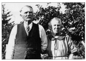 Author's great grandparents