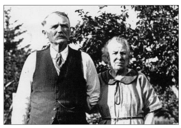 Author's great grandparents
