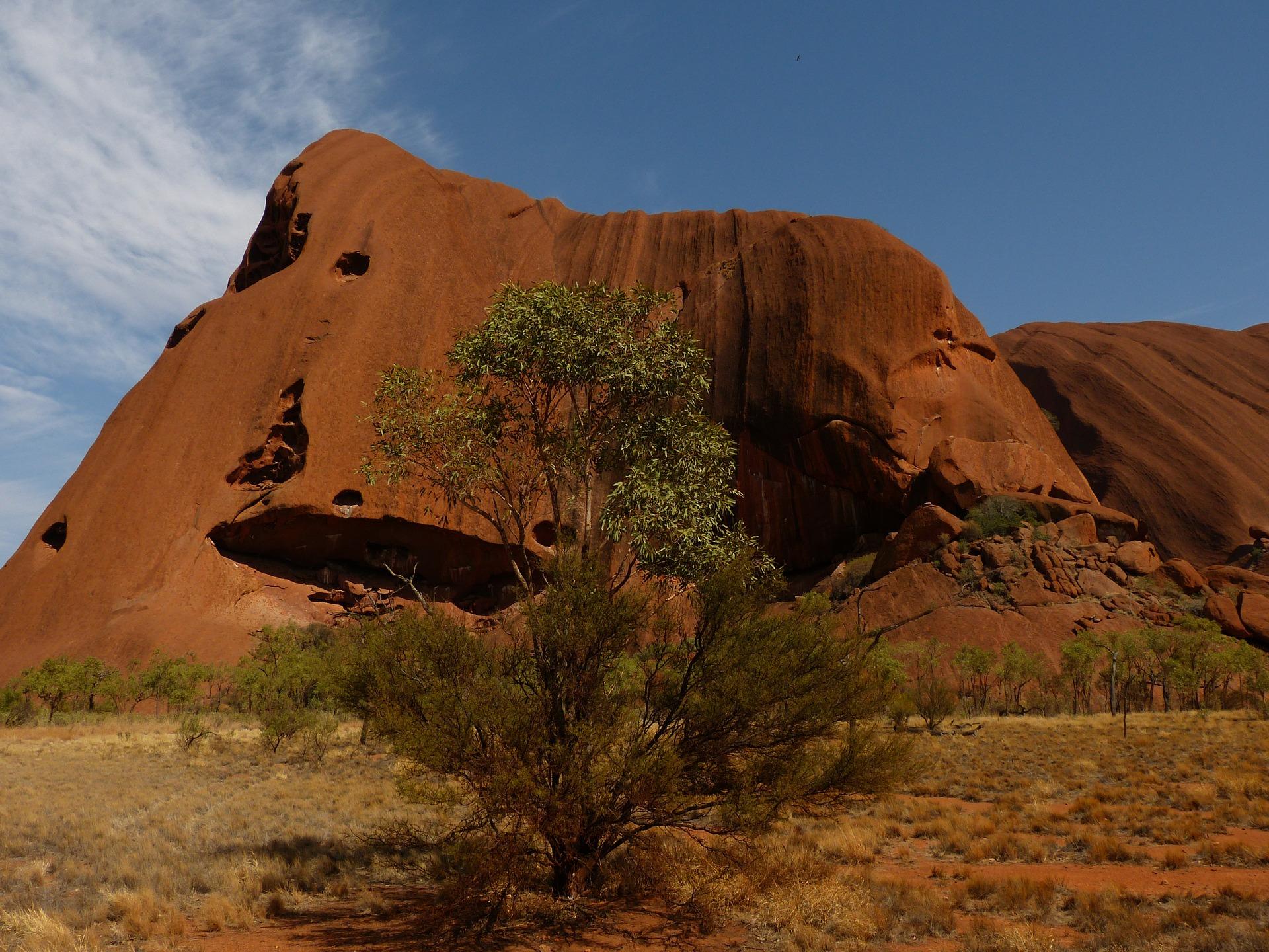 Uluru aka Ayers Rock