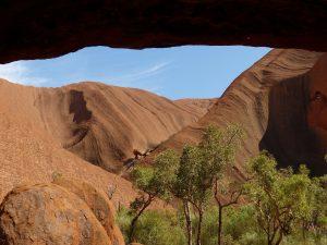 uluru-base climb - Mala walk