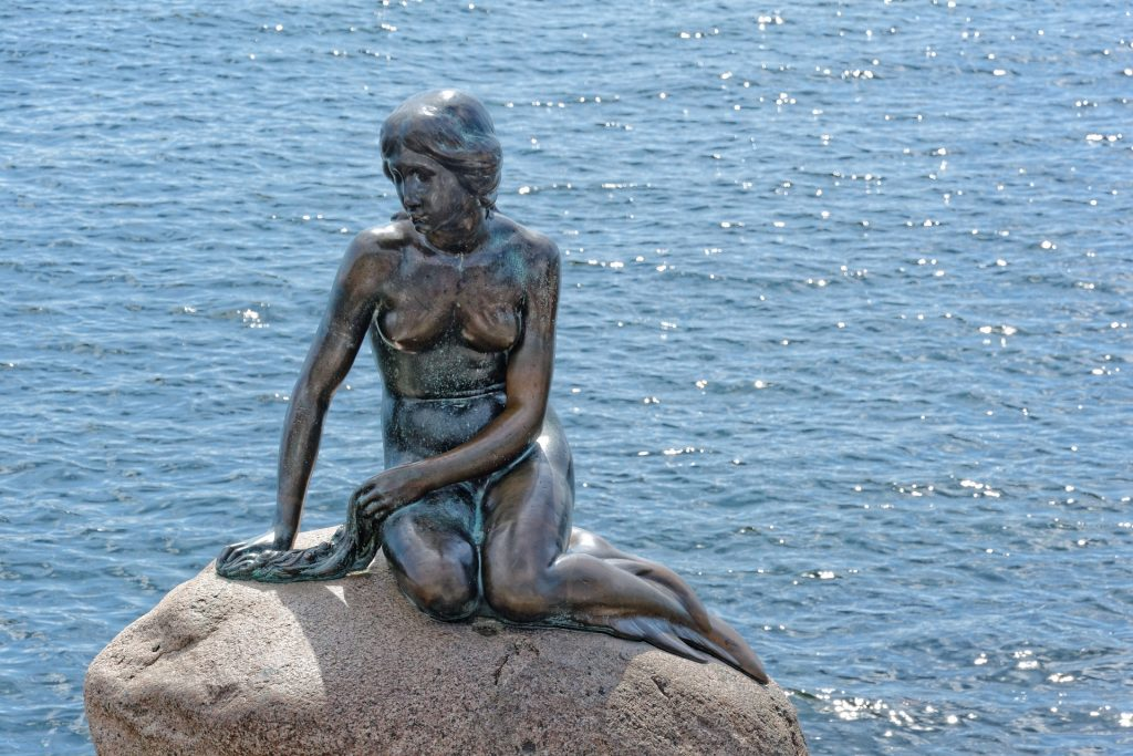 Statue of the Little Mermaid