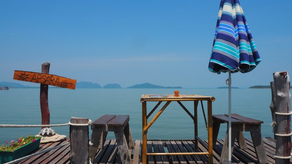 Digital nomad office is a dream lifestyle
