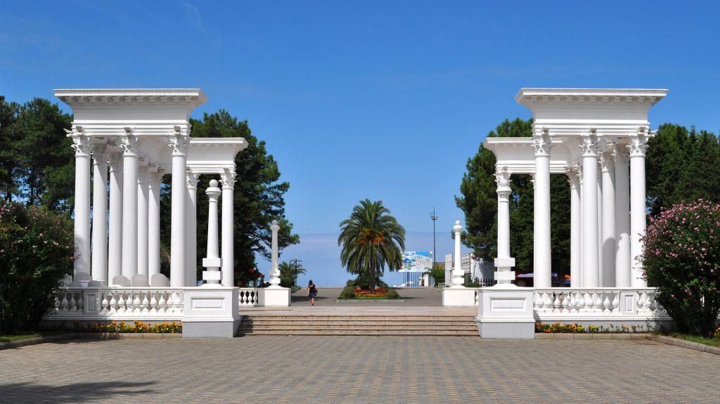 Batumi, Georgia architecture