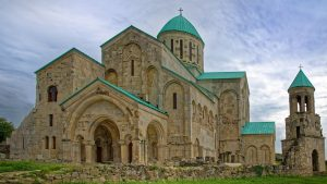 Bargrati Cathedral in Kataisi, Georgia