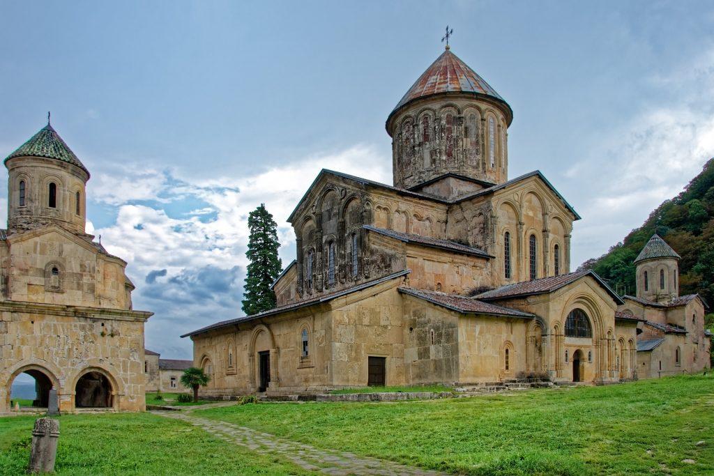 Monastery of Gelati in Georgia