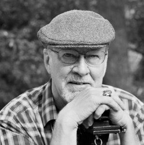Photo of Master Photographer Alan Ross.