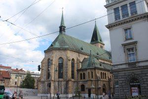 Cathedral in Sarajevo. Photo: Tara Tadlock