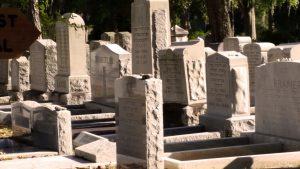 Savannah Jewish cemetery