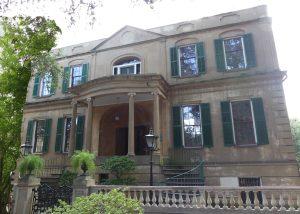 Owen-Thomas House. Photo: Kathleen Walls
