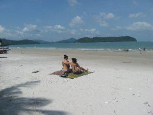 Langkawi beach photo by Carmen Ang