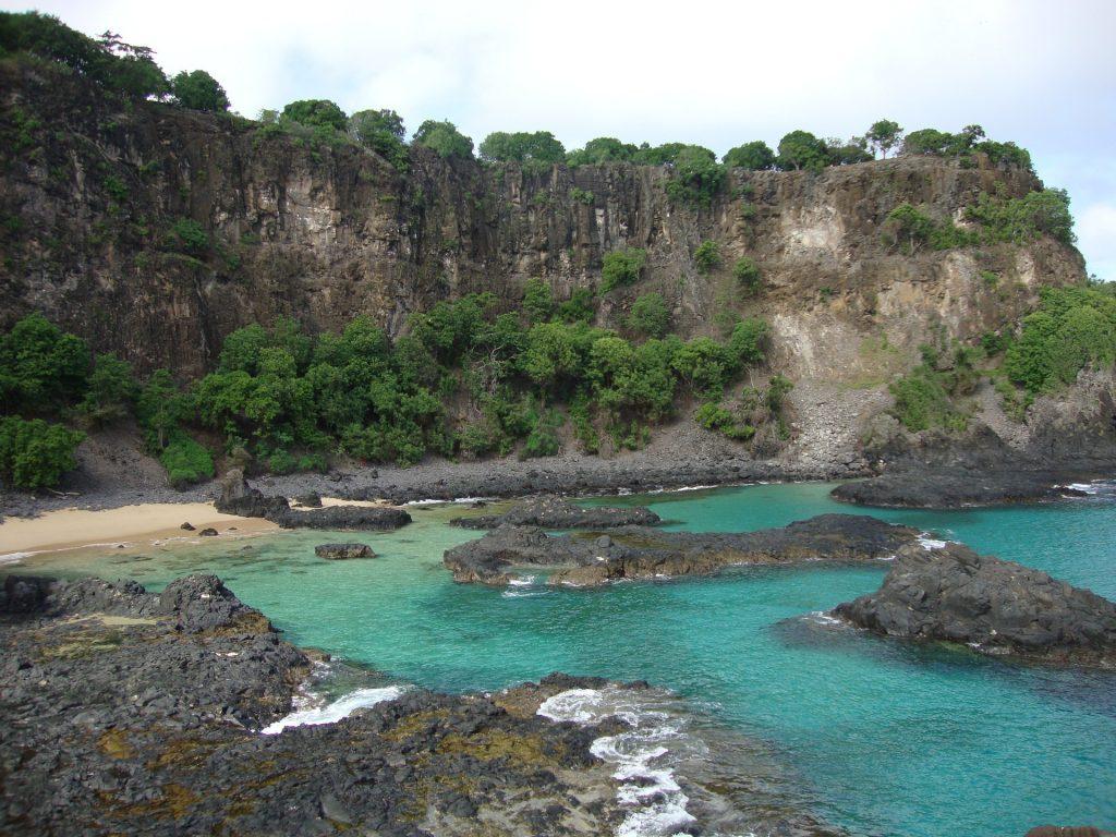 Fernando de Noronha is a former prison island