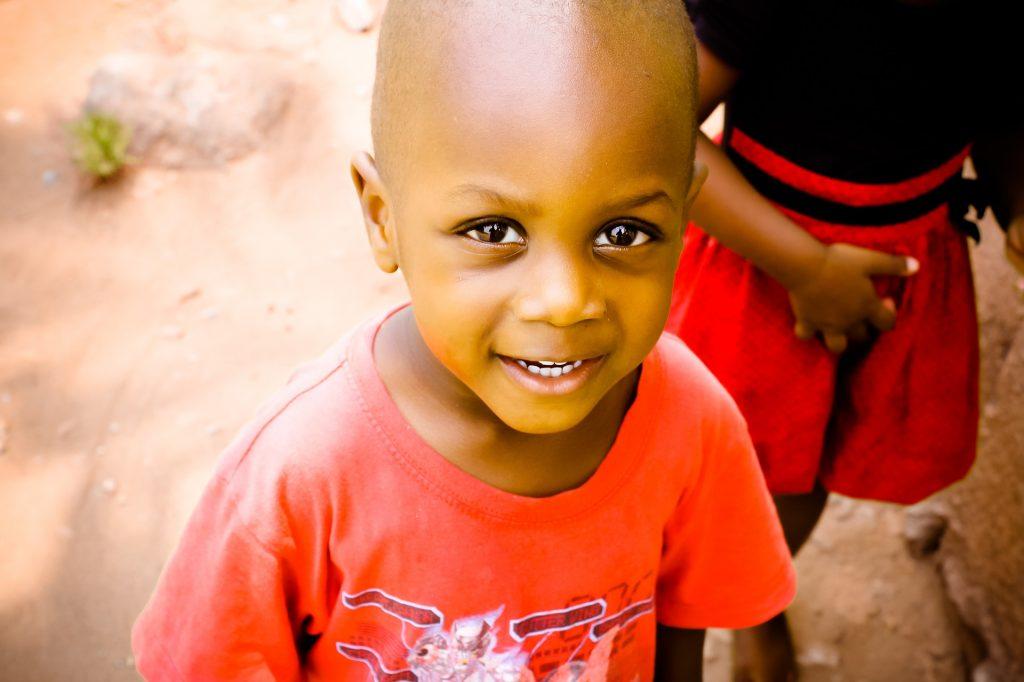 Burundi boy child