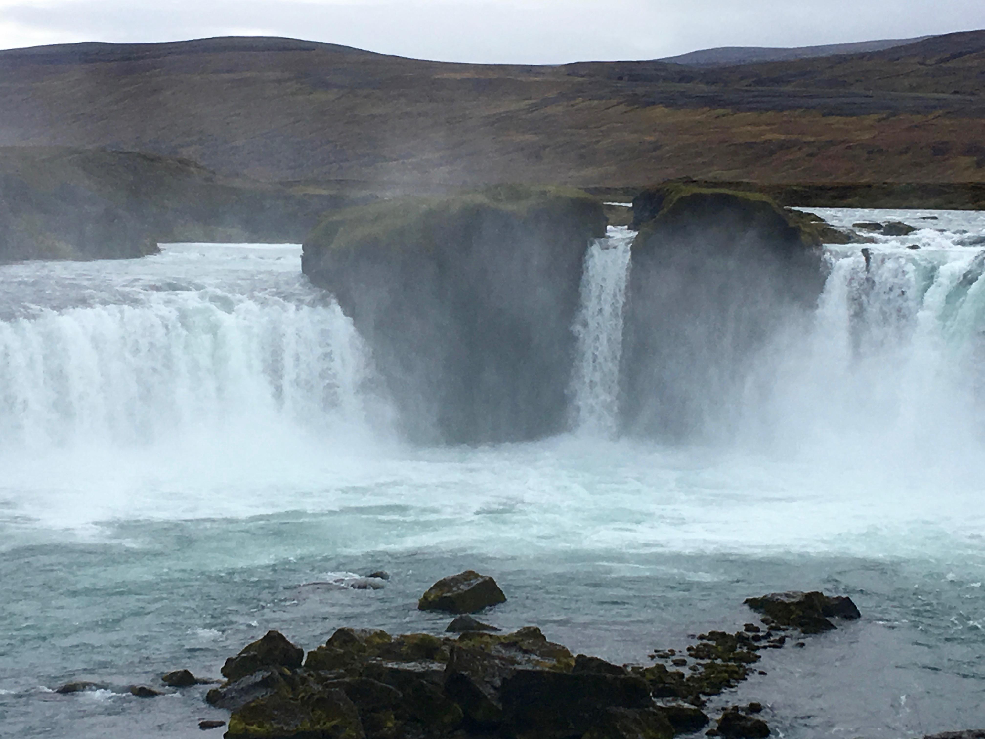 Iceland is full of waterfalls. Photo: Tonya Fitzpatrick