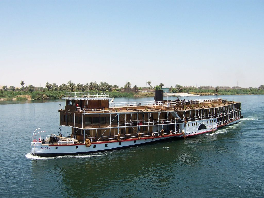 River Cruise on the Nile in Egypt