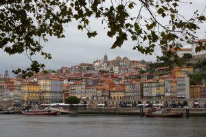 Cais Da Ribeira in Porto. Photo: Trixie Pacis