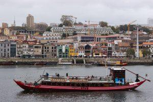 View of Vila Nova De Gaia. Photo: Trixie Pacis