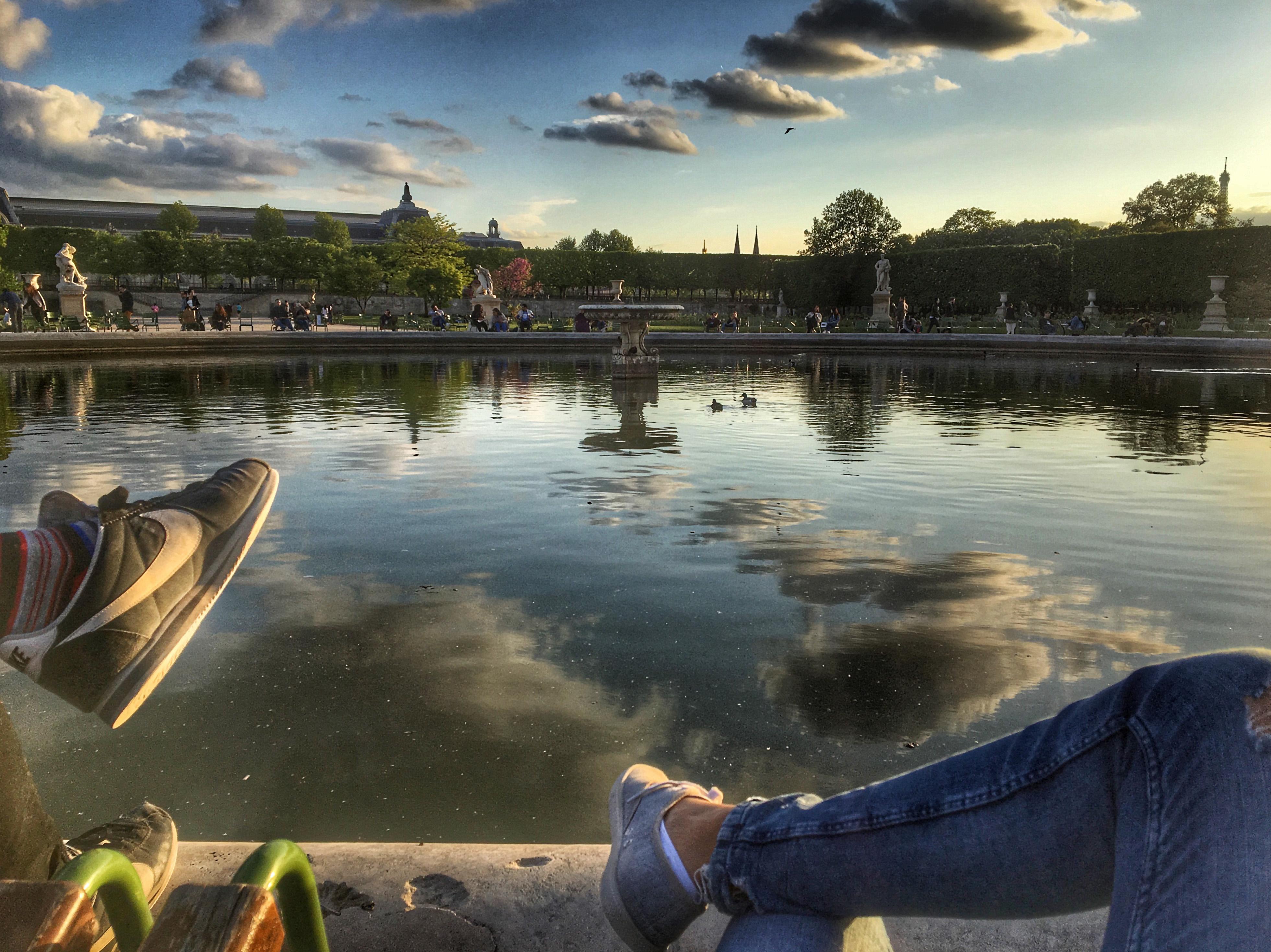 Paris - Tuileries Garden. Photo: Kellie Paxian